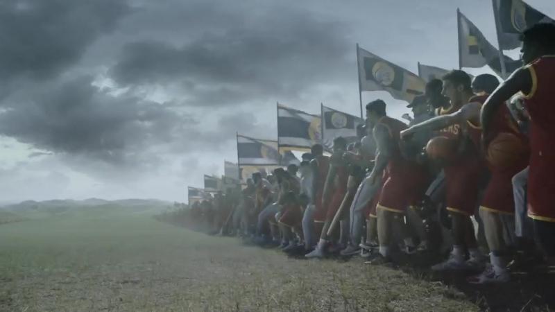 Реклама букмекерской конторы «PARI MATCH»