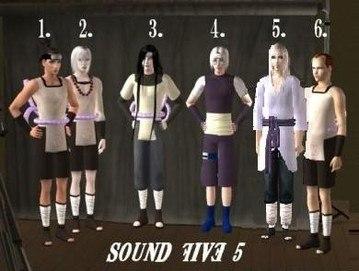 Наруто симс 2 мод (Naruto sims2) скачать