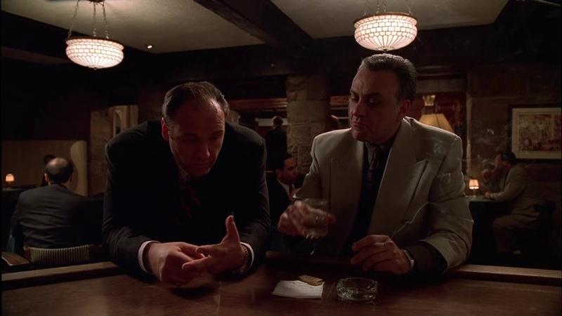 The Sopranos Клан Сопрано Но ведь ты по прежнему хозин в своем деле