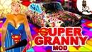 СУПЕР БАБУЛЯ ГРЕННИ ► НОВЫЙ SUPER GRANNY МОД 1 4 0 1 ► Обзор