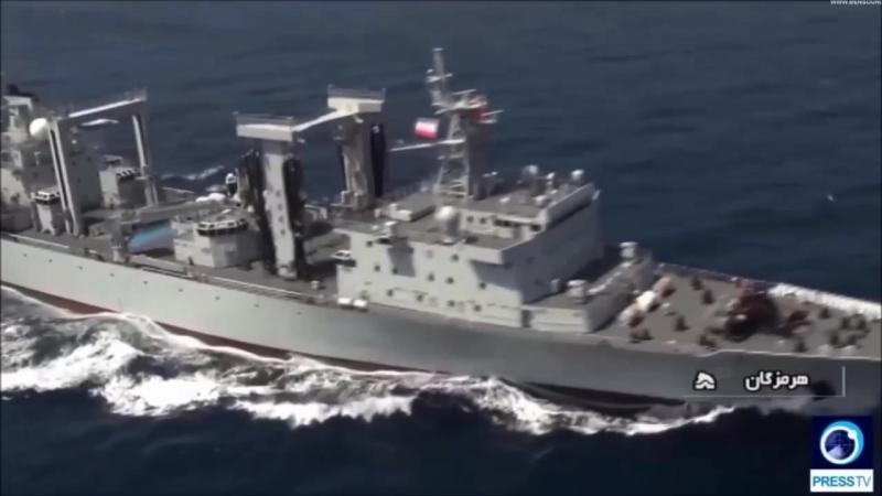 Υεμένη 22 6 2018 Ιρανικός στόλος πλέει για τον Κόλπο του Άντεν και τα Στενά της Ερυθράς