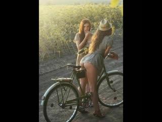 Я буду долго гнать велосипед. Монтаж Светланы Клыги