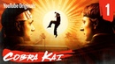 "Cobra Kai Ep 1 Ace Degenerate"" The Karate Kid Saga Continues"