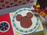 RE-MENT collection #12 - Mickey Mouse Retro Kitchen (Inedible)