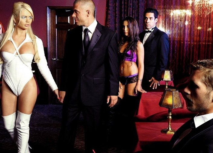 XXX-Men: The Hellfire Club