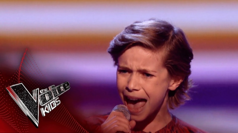 Jacob Performs 'I Want You Back': Blinds 4   The Voice Kids UK 2018