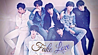 BTS | Fake Love | FMV | Fanfic-teaser | Pinocchio