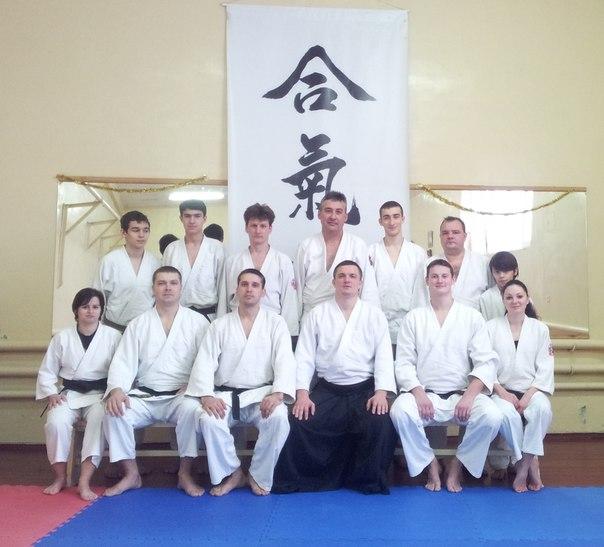 Первая тренировка 2013 года