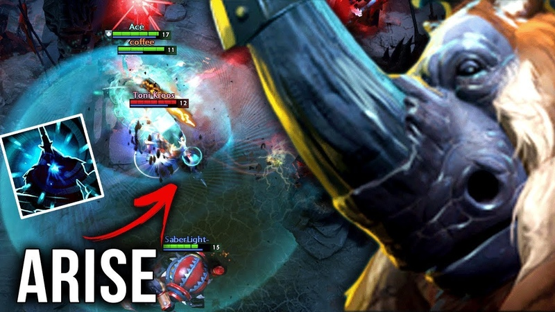 Arise Magnus Most Legendary Player is Back on his Signature Hero - Dota 2
