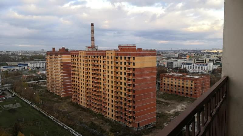 Жилой комплекс по улице Коминтерна города Тула