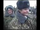 Концерт в 752 полку в Чечне