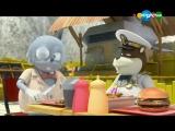 Соник Бум / Sonic Boom 1 сезон 49 серия - Роботы запрещены! (Карусель)