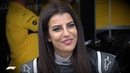 Saudi Arabia's Aseel Al Hamad Drives In Renault Parade 2018 French Grand Prix