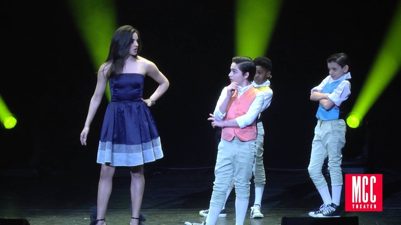 The Schuyler Sisters from Hamilton get MisCast