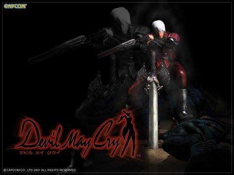 DMC Devil May Cry 1 All Cutscenes in HD