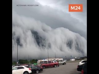 Крутые облака в США