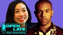 Vic Mensa Responds to Killer Mike & Kanye + Awkwafina on Ocean's 8 | Open Late with Peter Rosenberg