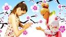 Барби устроилась работать в японский ресторан - Образ гейши в Салоне красоты. Игры для девочек