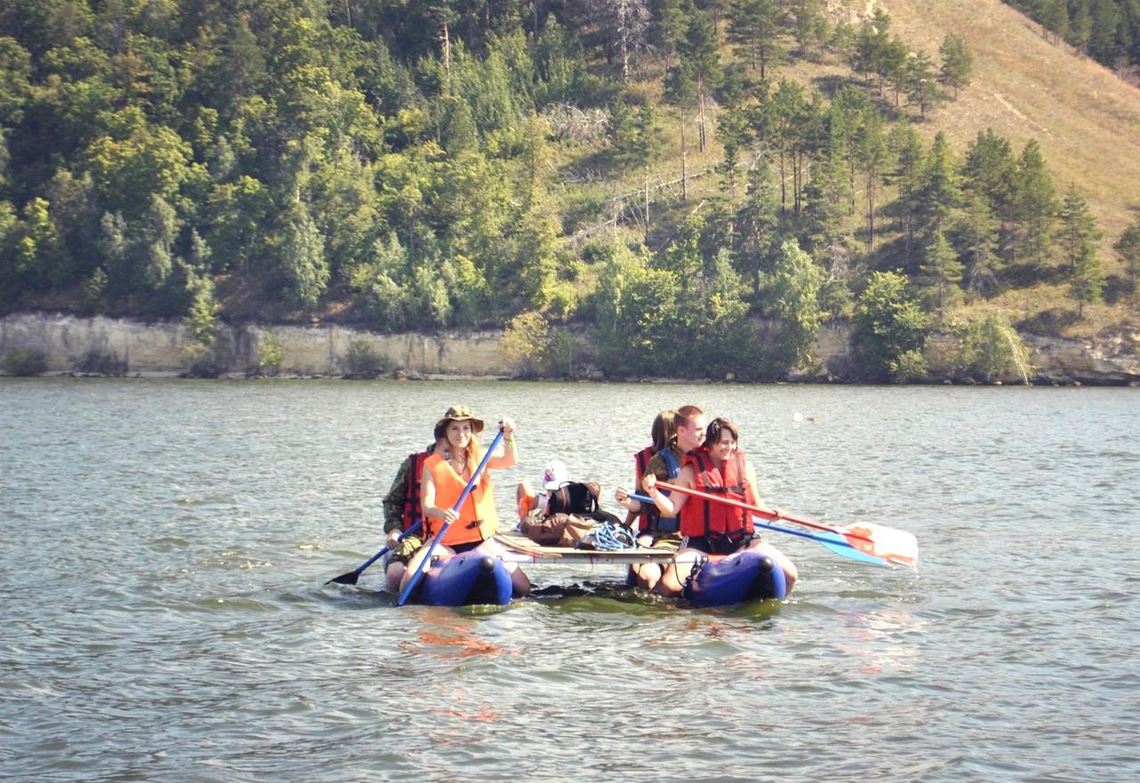 Афиша Тольятти Сплав по реке Уса 14 июля 2019