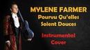 Mylene Farmer - Pourvu Qu'elles Soient Douces (Rock Cover Instrumentale par Shelter Grey)