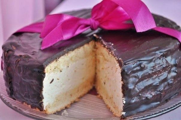 Торт-суфле 🍰