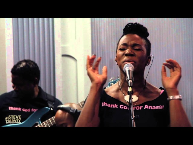 India.Arie - Cocoa Butter (Live On The Steve Harvey Morning Show)