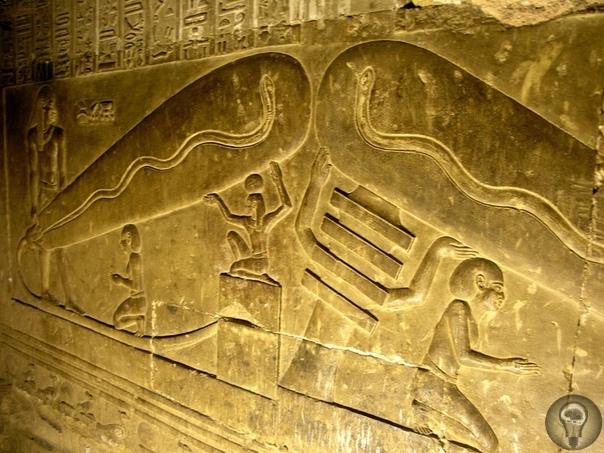 Электричество в эпоху Тутанхамона Исследователи древнеегипетских пирамид обращают внимание на такой факт: нигде в погребальных камерах нет и следа копоти. Тогда возникает резонный вопрос: при