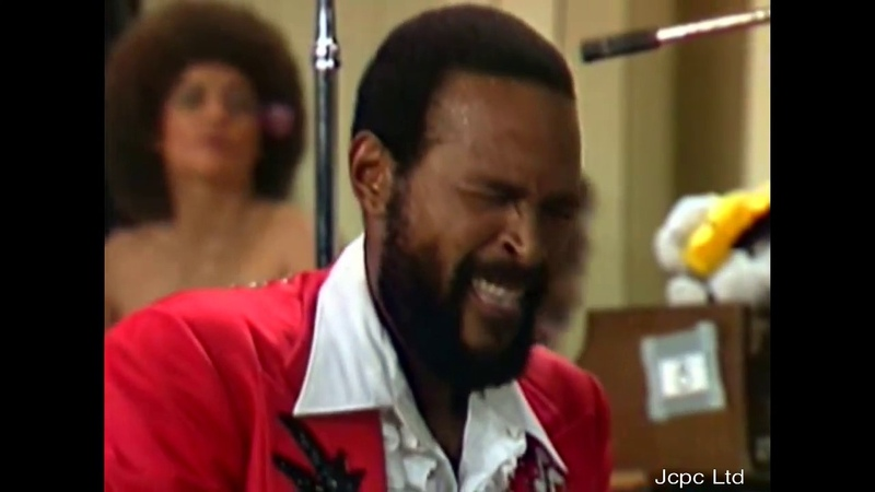 """Marvin Gaye """"Inner City Blues"""" Live At Montreux Jazz Festival 1980 HD"""