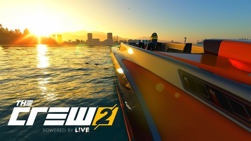 THE CREW 2 GOLD EDiTiON FUN-RACE (LiVE REPLAY) AEROBOAT SV-12 559 ...