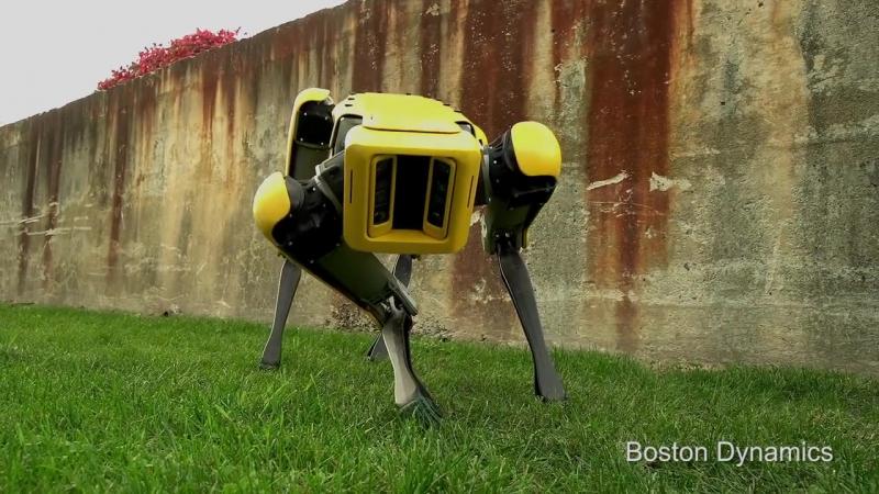 Boston Dynamics == Skynet :(