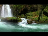 Relaxing Music with Nature Sounds - Beautiful Waterfall