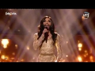 Eurovision 2014 Austria: Conchita Wurst - Rise Like a Phoenix (2nd Semi-Final)