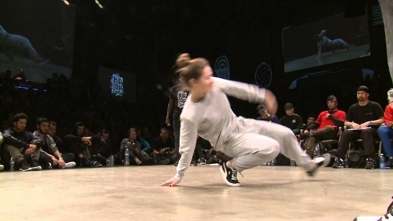 14 finale 1vs1 BGIRL Kate (UKR) vs Mess (RUS)