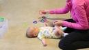 Развивающие занятия для детей до 3 месяцев МЕЛКАЯ МОТОРИКА