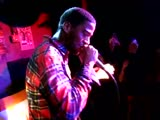 KiD CuDi - Wasting My Minutes Acapella (LIVE) @ Love in NYC
