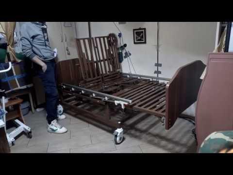 Многофункциональная кровать часть 1