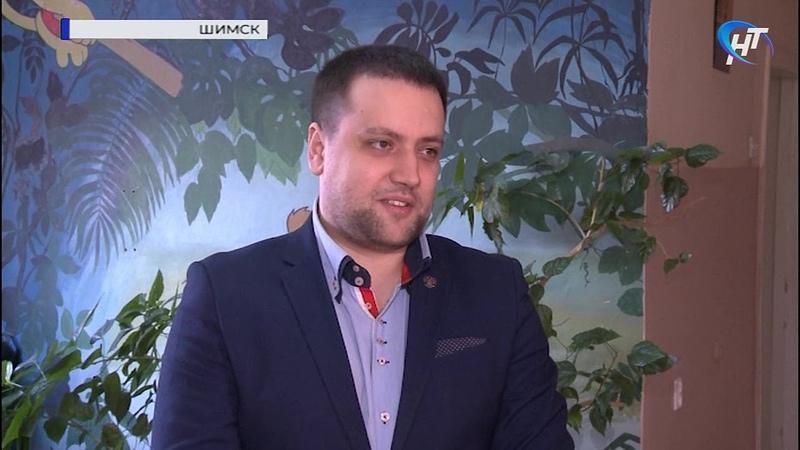 Шимскую ЦРБ возглавил бывший и о главврача Батецкой клиники Даниил Карпов