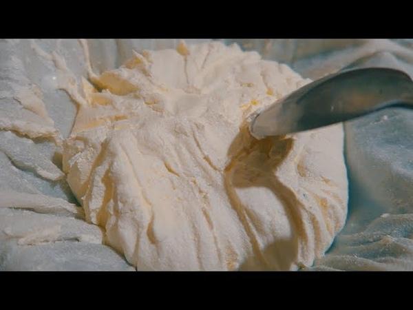 Самый простой и дешевый рецепт как сделать сливочный крем сыр Филадельфия из кефира самостоятельно