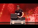 Worst DJ ever / EPIC DJ FAIL! With POPEYE! :D