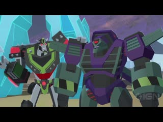 Transformers: Cyberverse – Power of the Spark - Season 2 Trailer