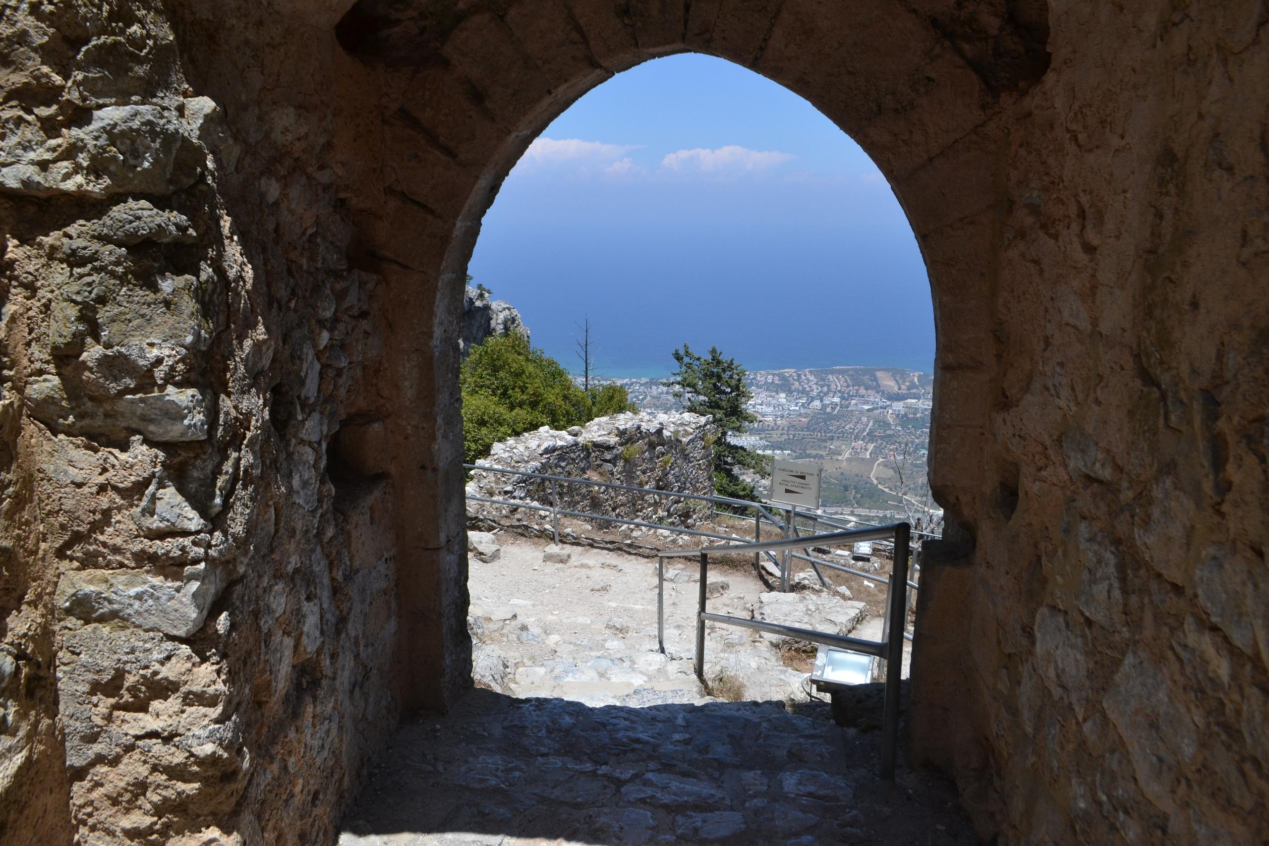 Северный Кипр. Замок Святого Иллариона. (фото). - Страница 2 WHpHaIL3L1Y