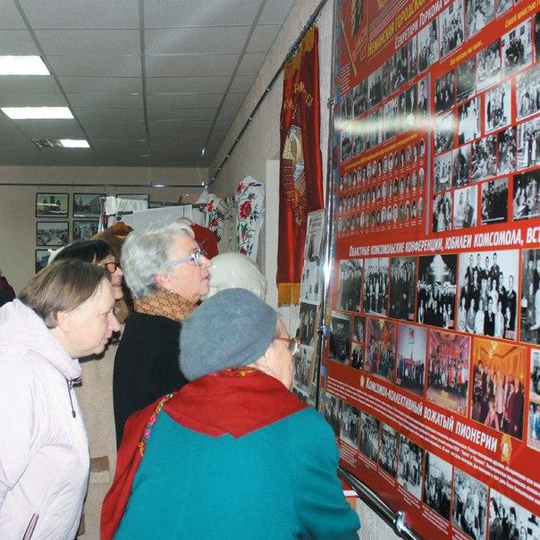 Неманские вести: «Не расстанусь с Комсомолом». Краеведческий музей в Немане