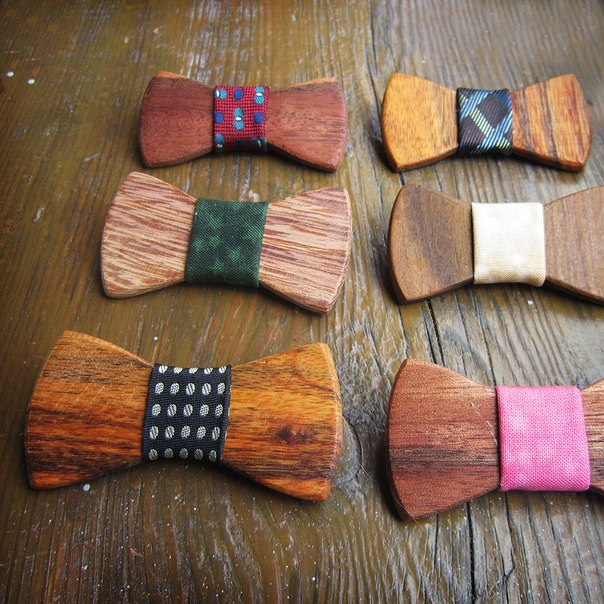Деревянные брошки | Free Flow