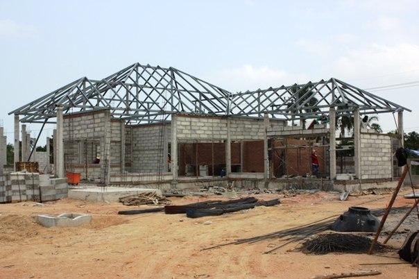 Новости строительства. Часть 5. Baan Dusit Pattaya Hill