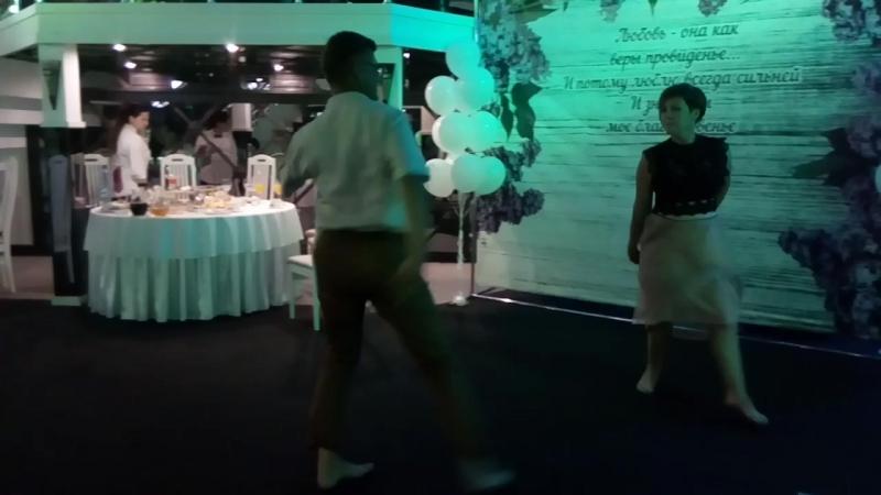 Латино-отжиг)) Свадьба Андрея и Марины.11.08.18