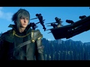 Final Fantasy XV Royal Edition Noctis enters The God of Destruction Amiger Unleashed and Ring