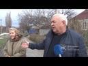 Народный контроль в Шахтерске. Порыв воды по ул.Одесская. 08.04.19