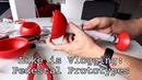 Head and Mouth Pedestals - Modular Spinning Prototypes How To