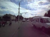 Кострома троллейбус №7 (м-н Черноречье - Троллейбусное депо)