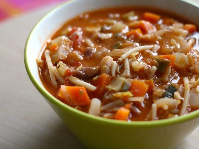10 здоровых рационов питания у народов мира